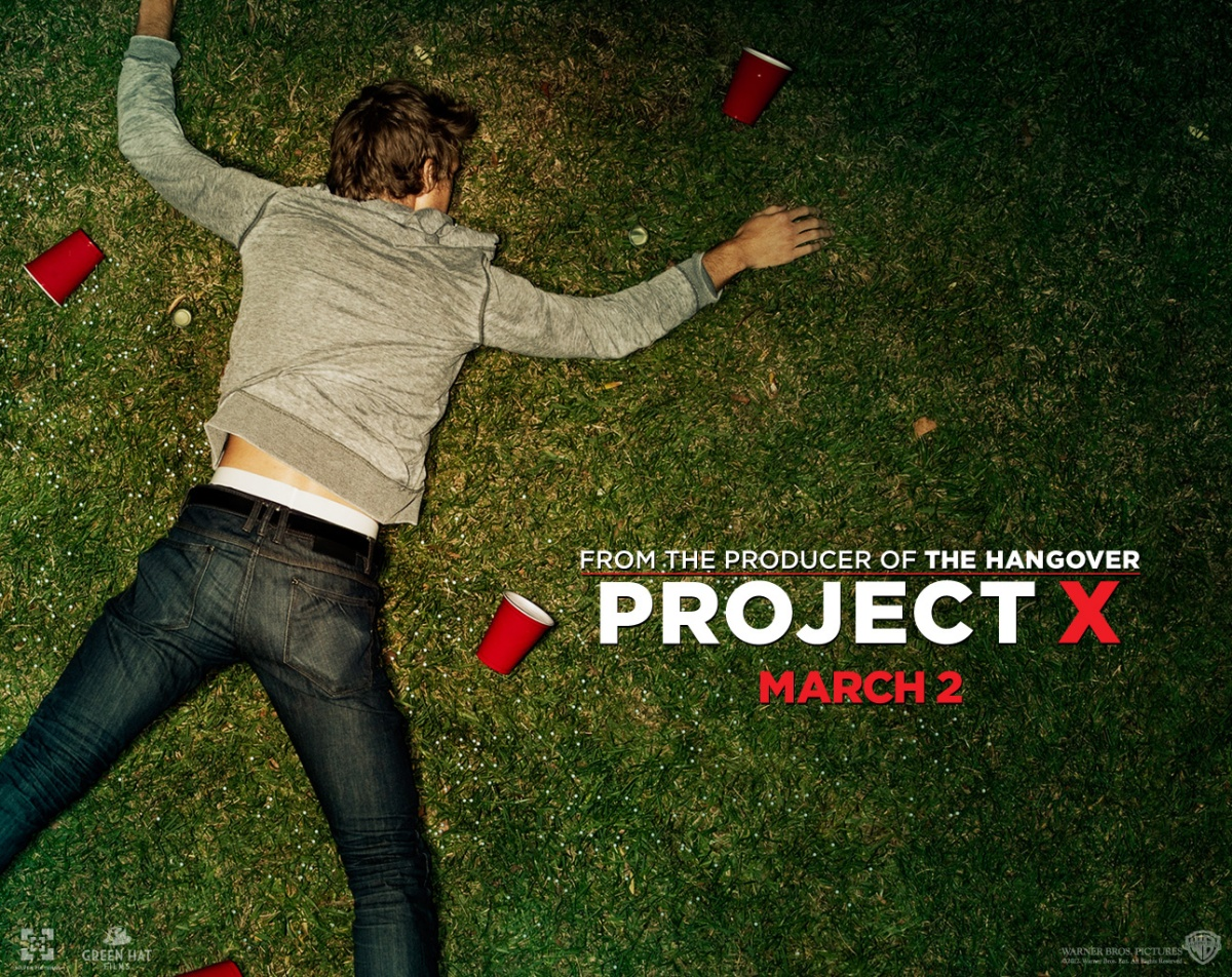 """The Real Life """"Project X"""""""