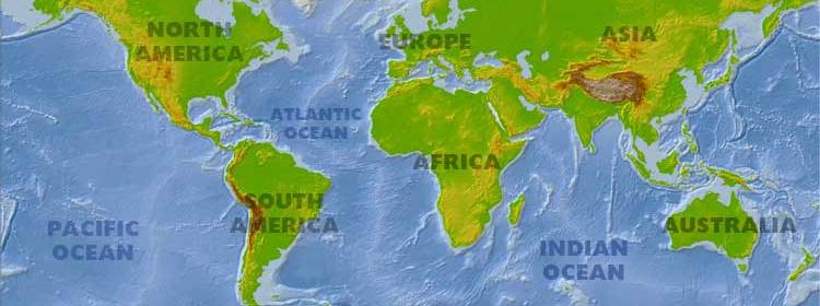 Atlantic Ocean Disappearing in 200 Million Years  UberFacts