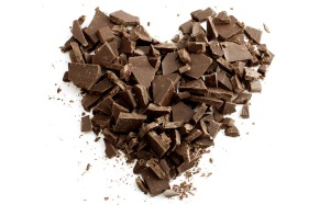 jantung cokelat