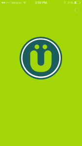 UberFacts iOS App Title Screenshot