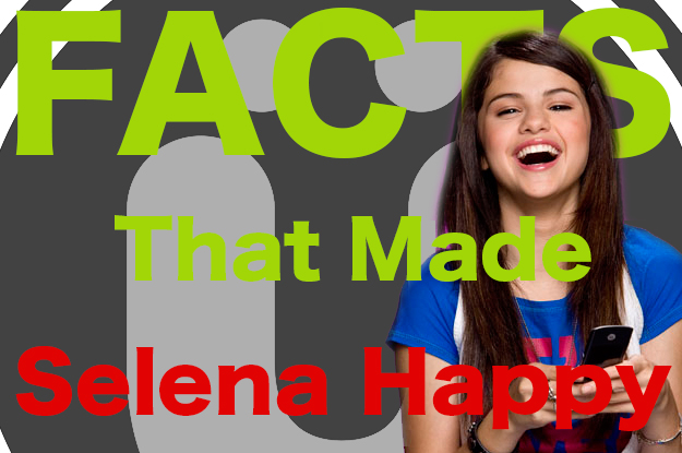 factsthatmadeselenahappy