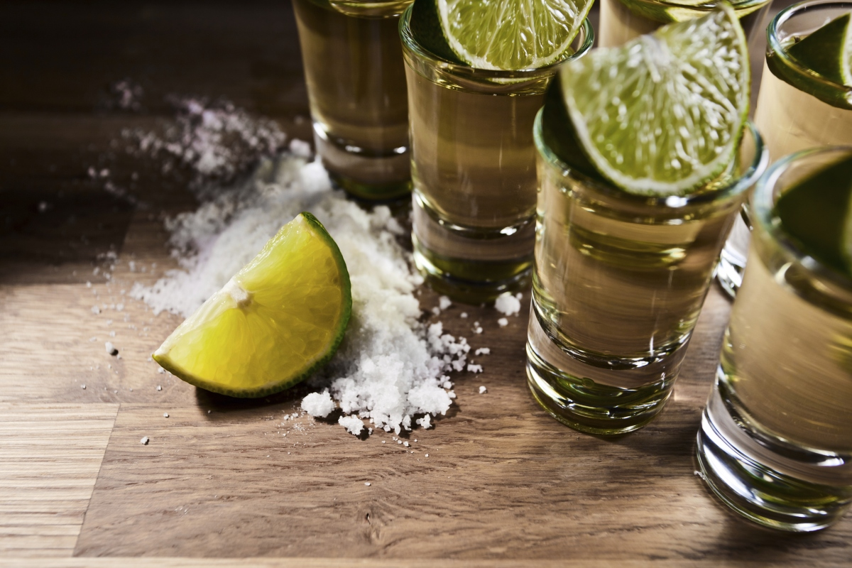You Can Make Diamonds Out Of Tequila!